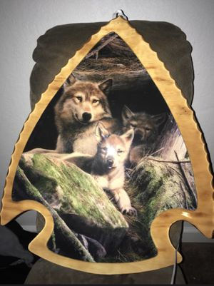 Wolf picture for Sale in Kennewick, WA