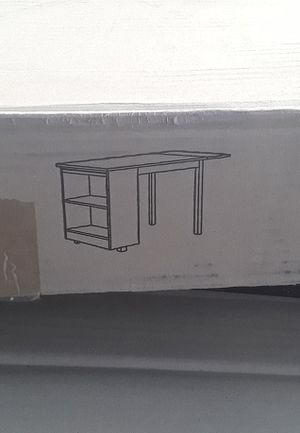 New in box dinning table no chairs.. for Sale in Victorville, CA