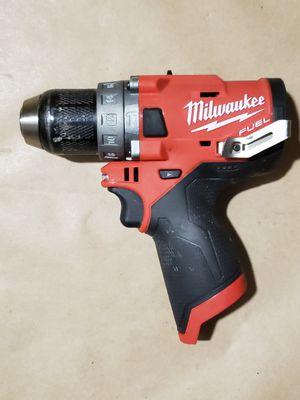 Milwaukee M12 Fuel Hammer Drill for Sale in Powdersville, SC