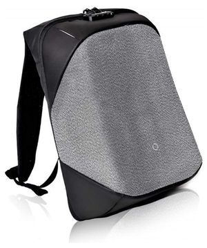 Brand New In Box Pro - Anti-theft BackPack Laptop Bag with USB charging port large capacity waterproof TSA travel friendly Black and Grey for Sale in Hayward, CA