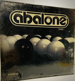 ABALONE BOARD GAME CLASSIC for Sale in Dallas, TX