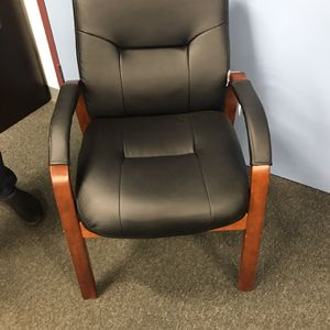 Leather Chair for Sale in Cheshire, CT