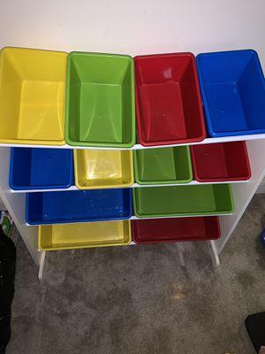 Kids toy bin for Sale in Washington, DC
