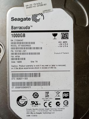 Seagate 1 tb harddrive for Sale in Queens, NY