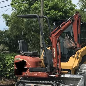 Ditch Witch Mx 9 Mini Ex for Sale in Fort Lauderdale, FL