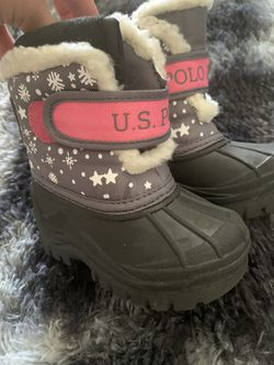 U.S POLO snow boots for Sale in Watsonville,  CA