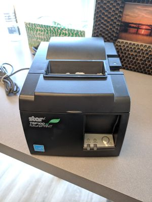 Star Micronics Tsp100 Receipt Printer for Sale in Cedar Park, TX