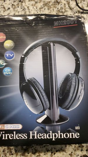 Wireless headphones for Sale in MD CITY, MD