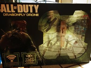 Call of duty dragonfly drone great for Father's day gift for Sale in Miramar, FL