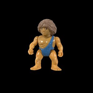 Vintage 1987 Playskool Definitely Dinosaurs Caveman Action Figure for Sale in Parkville, MO