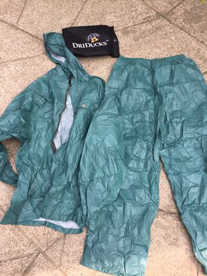 Motorcycle rain gear in pouch! New! for Sale in Chester, MD