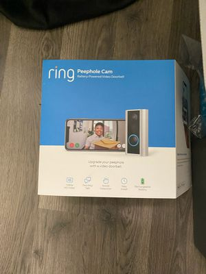 Brand new Ring peephole cam for Sale in Southfield, MI
