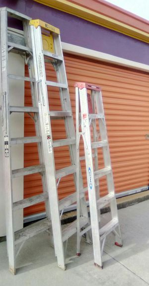 3 Ladders Like New for Sale in Norcross, GA