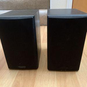 2 Polk Audio RT25 Bookshelf Speakers for Sale in Portland, OR