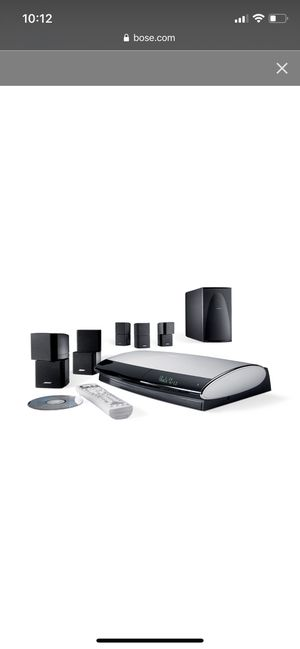 Bose Lifestyle System for Sale in Livermore, CA