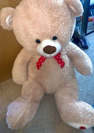 Big Teddy Bear for Sale in Aurora, CO