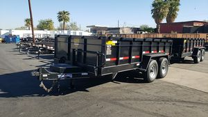 7x14 dump trailer for Sale in Phoenix, AZ