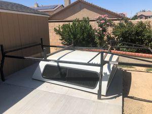 Super Heavy Duty Truck Rack & Camper for Sale in Lancaster, CA