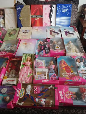Collector Barbie dolls for Sale in Englewood, CO