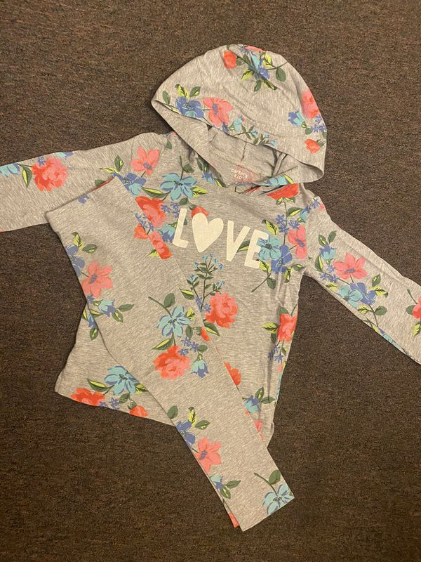 Carter's Kid Love Outfit
