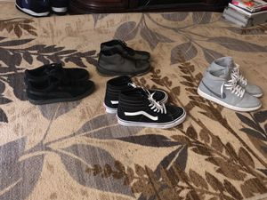 Vans, Pumas & J's for sale for Sale in Odenton, MD