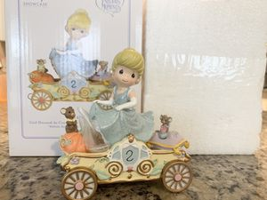 Precious Moments Cinderella Birthday Train for Sale in Spring, TX