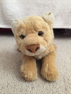 Cub Lion. Plush Toy. Value $40 for Sale in Falls Church, VA