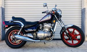 Motorcycle Kawasaki Vulcan 500 for Sale in Huntington Beach, CA