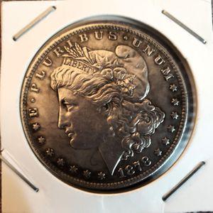 1889 Morgan Silver Dollar Replica for Sale in Fresno, CA