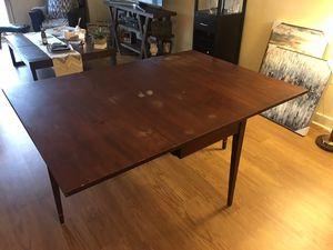 Antique 1930's Drop Leaf Table for Sale in Alexandria, VA