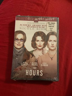 The Hours -DVD for Sale in Detroit, MI