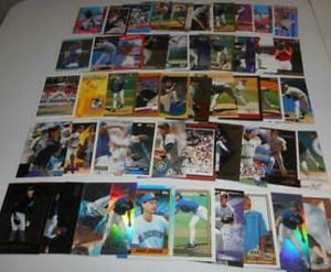 RANDY JOHNSON BASEBALL CARDS for Sale in Renton, WA