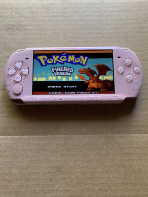 PSP Rose Slim With 5k+ Games And Movies for Sale in Santa Ana, CA