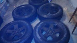 Jeep wrangler wheels for Sale in Stone Mountain, GA