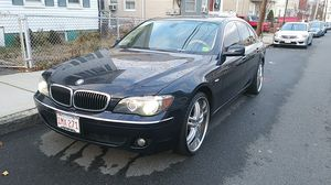 2007 BMW 7 Series for Sale in Everett, MA