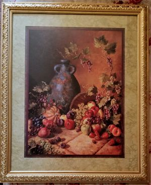 Cuadro de frutas 🍎🍇🍐 Home interior for Sale in Los Angeles, CA