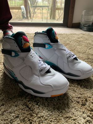 Jordan south beach 8's for Sale in Salisbury, NC