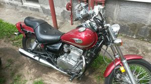 Kawasaki 2004 500 cc Vulcan motorcycle for Sale in Ansonia, CT
