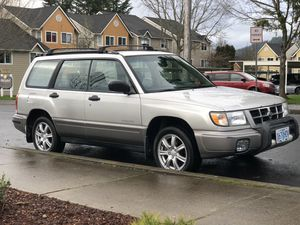 2001 Subaru Forester S AWD for Sale in West Linn, OR