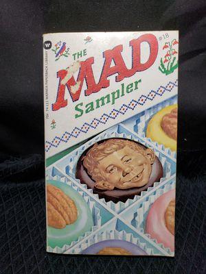 Vintage Mad Sampler book for Sale in Zanesville, OH