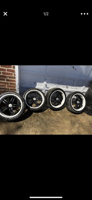 """18"""" rims for Sale in Waterford, NJ"""