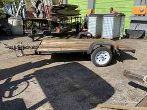 5 x 8 Landscape/utility trailer for Sale in Hollywood, FL