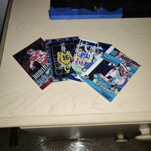 Donruss NFL Collection Cards for Sale in Salinas, CA