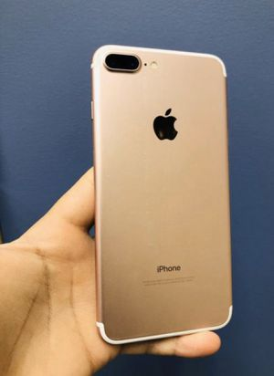 iPhone 7 Plus UNLOCKED (128gb) for Sale in Bartow, FL