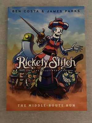 Rickety stitch, The Middle Route Run for Sale in Ellicott City, MD