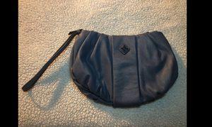 Vera Wang Periwinkle Leather Wristlet for Sale in Abilene, TX