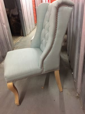 Z Gallerie Archer Dining Chairs for Sale in Silver Spring, MD