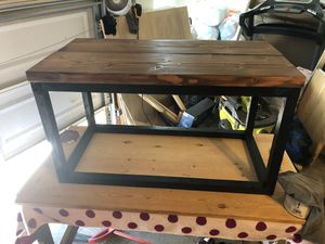 Wooden coffee table for Sale in Fontana, CA