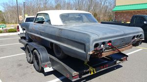 1964 Impala SS 2door (project) for Sale in Damascus, MD