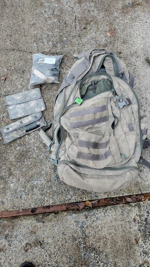 Military Backpack for Sale in Federal Way, WA